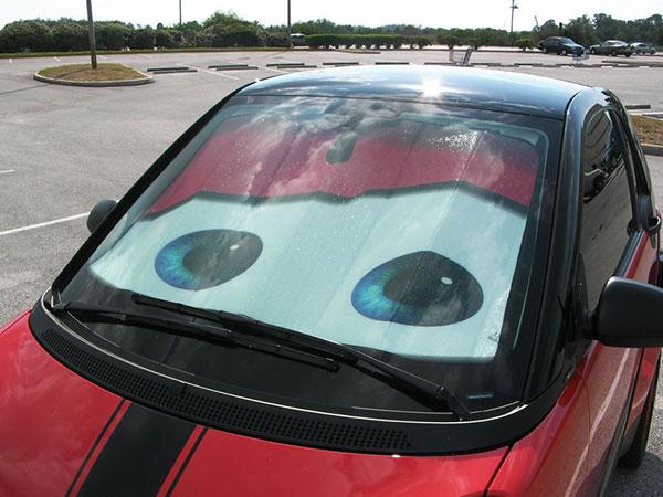 car-shade