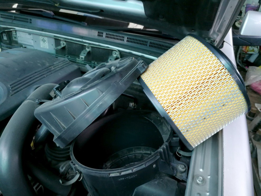 fix ac issues by changing air filters